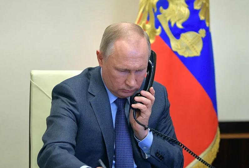 Điện Kremlin nói về tin ông Putin tự cách ly ở vùng xa xôi  - ảnh 1