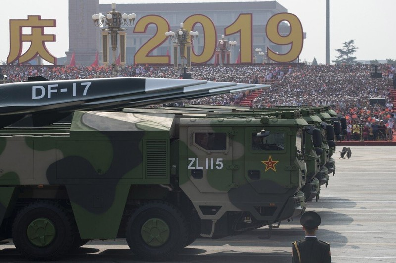 Nhật hé lộ tên lửa siêu thanh đe dọa tàu sân bay Trung Quốc - ảnh 2