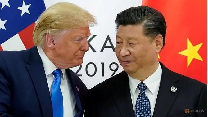 Ông Trump tính áp thuế quan trả đũa Trung Quốc vì COVID-19 - ảnh 1