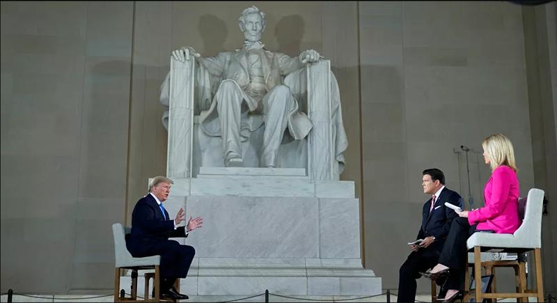 Ông Trump: Trung Quốc sai lầm khủng khiếp, cố che đậy COVID-19 - ảnh 1