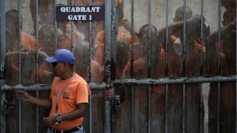 COVID-19: Chờ chết trong các nhà tù quá tải của Philippines - ảnh 3