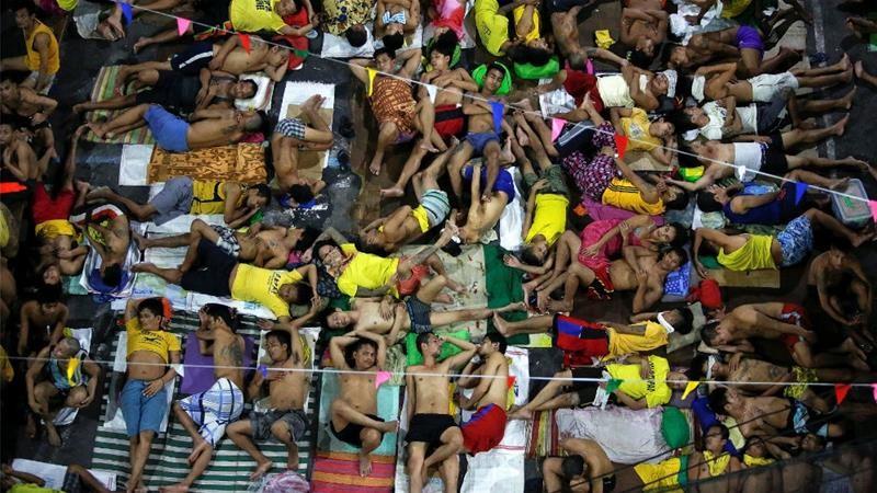 COVID-19: Chờ chết trong các nhà tù quá tải của Philippines - ảnh 1