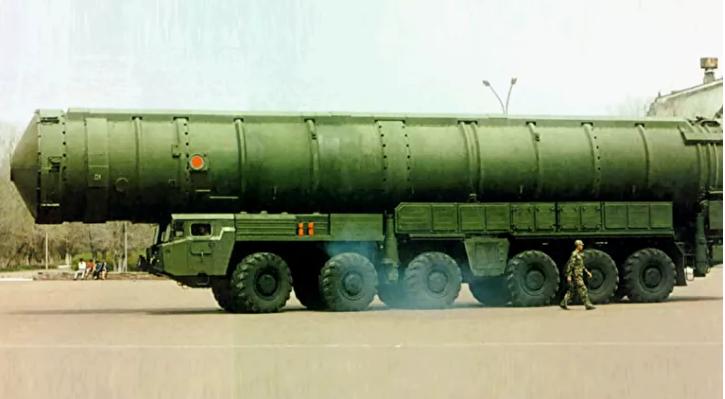 'Trung Quốc yêu hòa bình nhưng cần có 1.000 đầu đạn hạt nhân' - ảnh 1