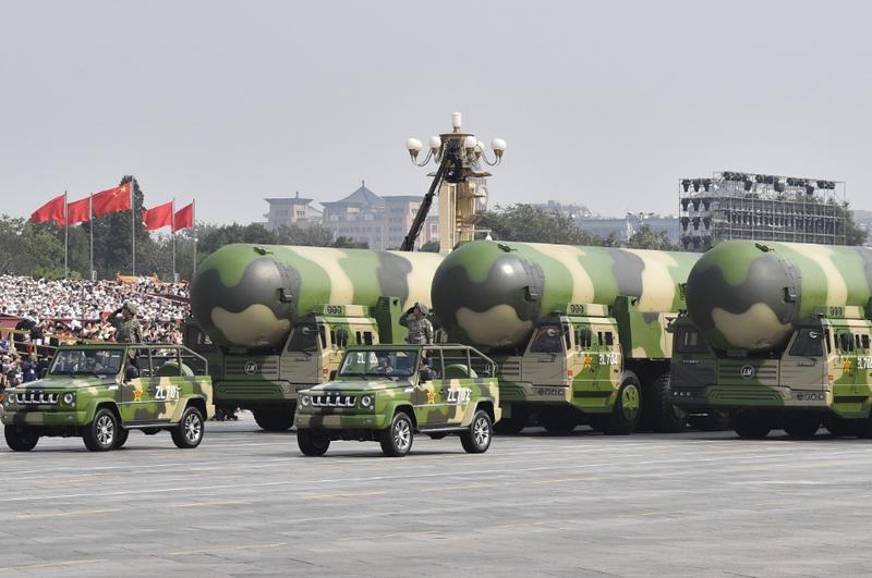 Tăng cường vũ khí hạt nhân, Trung Quốc chỉ có thiệt - ảnh 1