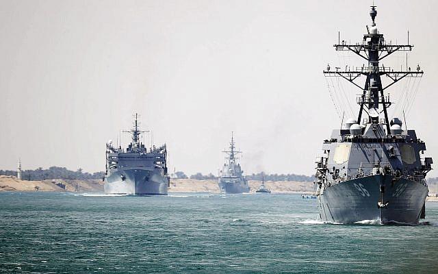 Mỹ sẽ từ bỏ Iran để dồn sức đối phó Trung Quốc? - ảnh 3