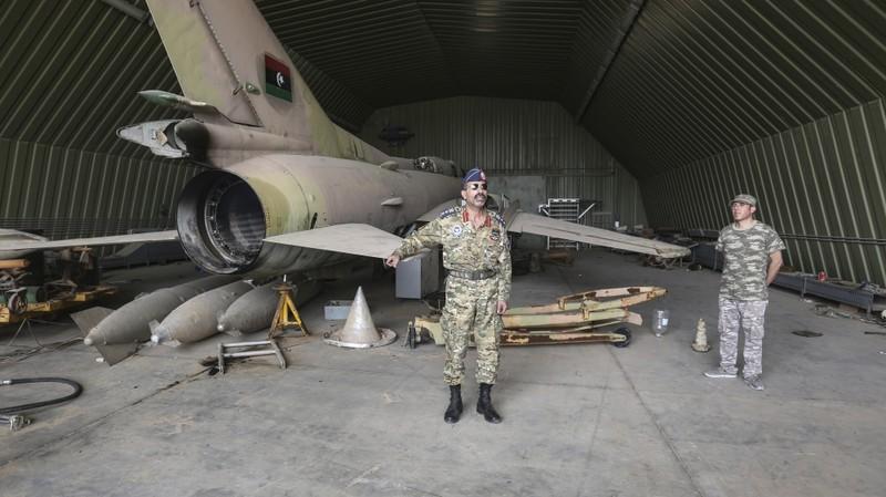 Lực lượng ông Haftar thua liên tiếp lực lượng Tripoli  - ảnh 2