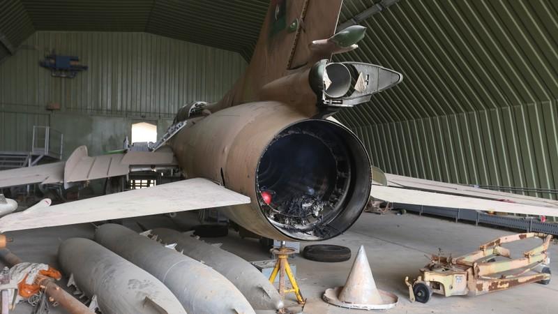 Lực lượng ông Haftar thua liên tiếp lực lượng Tripoli  - ảnh 1