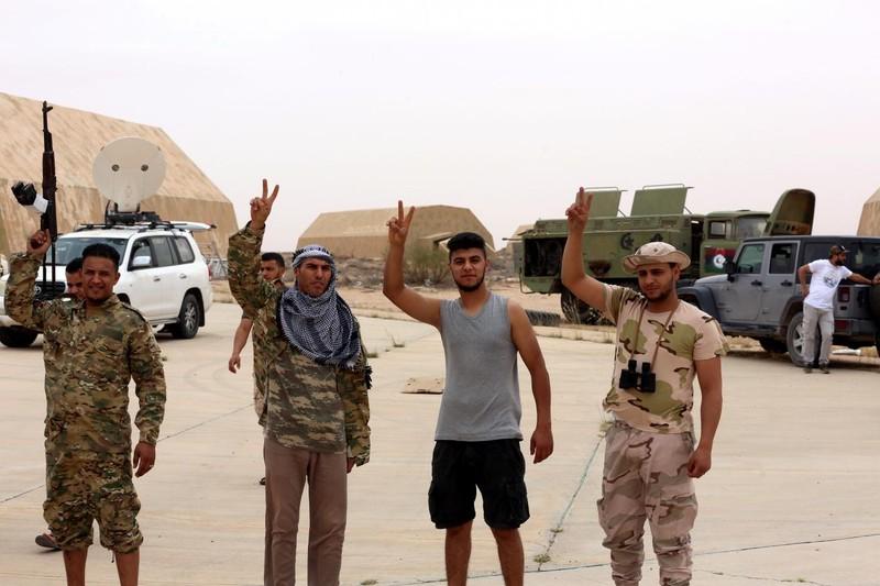 Ông Haftar dọa chiến dịch lớn nhất sẽ nhằm vào lính Thổ Nhĩ Kỳ - ảnh 3