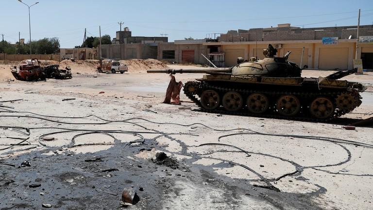 Ông Haftar dọa chiến dịch lớn nhất sẽ nhằm vào lính Thổ Nhĩ Kỳ - ảnh 4