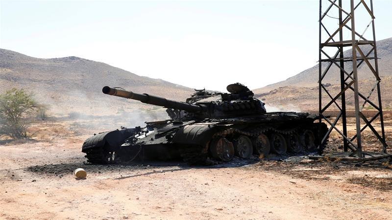 Sau lực lượng Haftar, các tay súng người Nga rút khỏi Tripoli  - ảnh 2