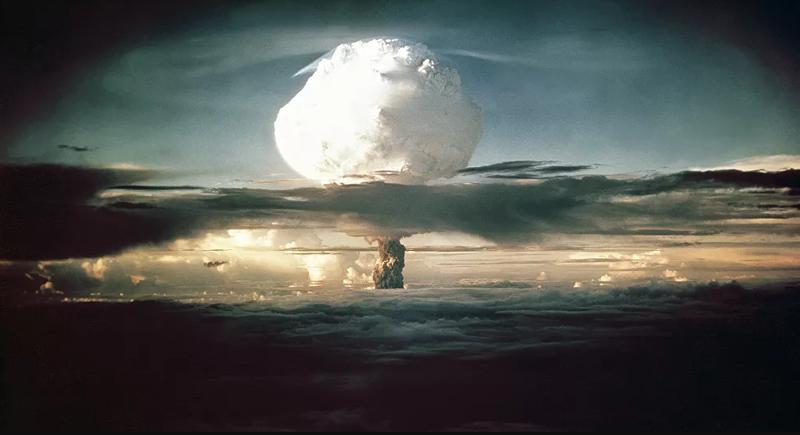 Mỹ cân nhắc thử hạt nhân, Trung Quốc 'cực kỳ lo ngại' - ảnh 1
