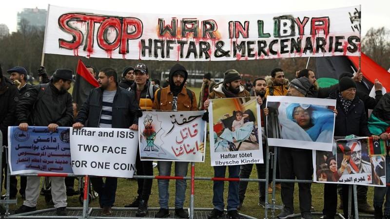 Hé lộ kế hoạch mật của phương Tây chống Thổ Nhĩ Kỳ ở Libya - ảnh 3