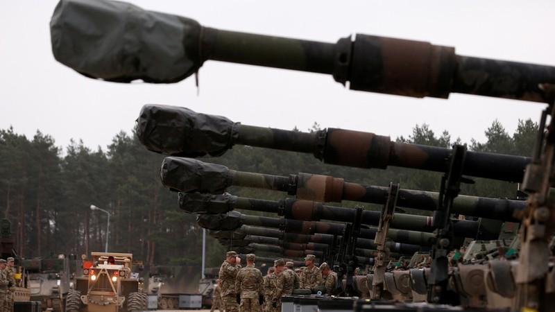 NATO bác đề xuất của Nga cùng dừng tập trận giữa mùa COVID-19 - ảnh 1