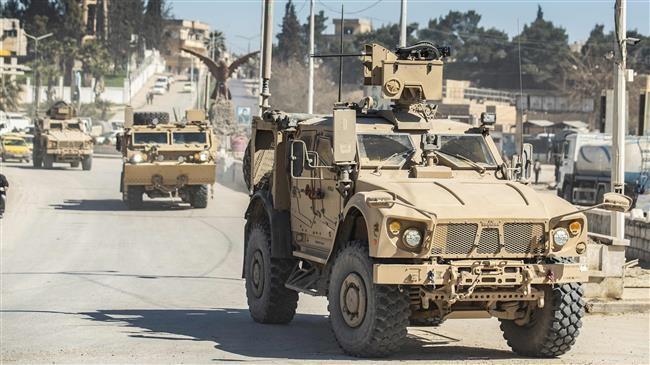 Mỹ điều thêm thiết bị quân sự tới đông bắc Syria - ảnh 1