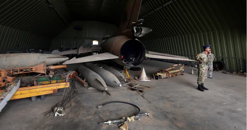Điều Mỹ lo sợ khi Nga can dự sâu vào xung đột Libya - ảnh 1