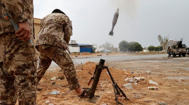Thổ Nhĩ Kỳ 'bóp nghẹt' cuộc chiến chiếm Tripoli của ông Haftar - ảnh 1
