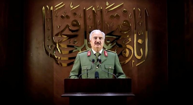 Thổ Nhĩ Kỳ 'bóp nghẹt' cuộc chiến chiếm Tripoli của ông Haftar - ảnh 2