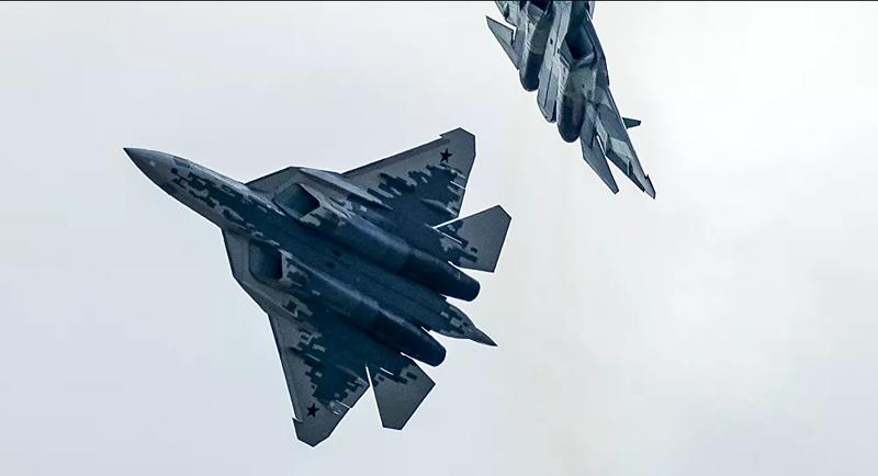 Tiêm kích TF-X Thổ Nhĩ Kỳ có thể thành đối thủ của Su-57 Nga - ảnh 1