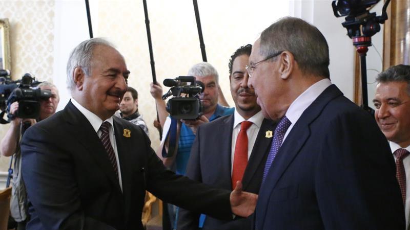 Thổ Nhĩ Kỳ:Ông Haftar không thể thắng trận chiến chiếm Tripoli - ảnh 3