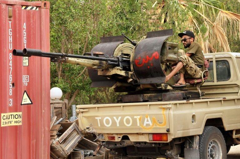 Thổ Nhĩ Kỳ:Ông Haftar không thể thắng trận chiến chiếm Tripoli - ảnh 2