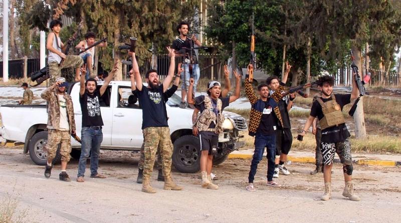 Libya: Lực lượng ông Haftar thua liên tiếp mất cả Tripoli - ảnh 1
