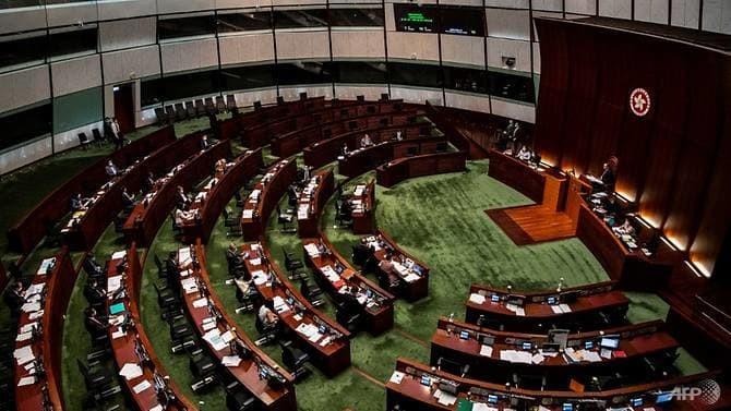 Hong Kong phạt tù, phạt tiền người xúc phạm quốc ca Trung Quốc - ảnh 1