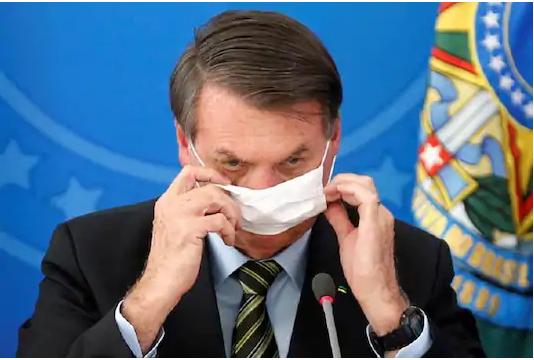 Tổng thống Brazil dọa rút khỏi WHO - ảnh 1