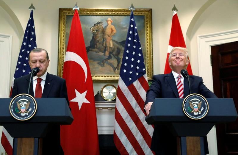 Ông Erdogan và ông Trump đạt được thỏa thuận về Libya - ảnh 1