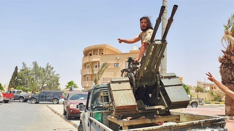 Phe ông Haftar làm chậm đà tiến quân của lực lượng Tripoli - ảnh 1