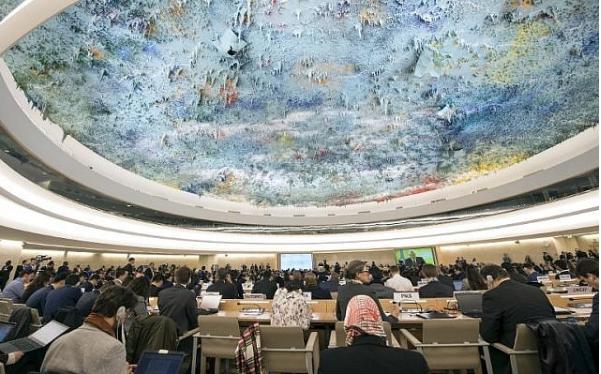 Hội đồng Nhân quyền Liên Hợp Quốc sắp họp khẩn về tình hình Mỹ - ảnh 1