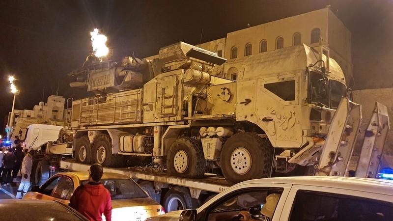 Thổ Nhĩ Kỳ phá hủy 23 hệ thống Pantsir của Nga ở Libya, Syria? - ảnh 3