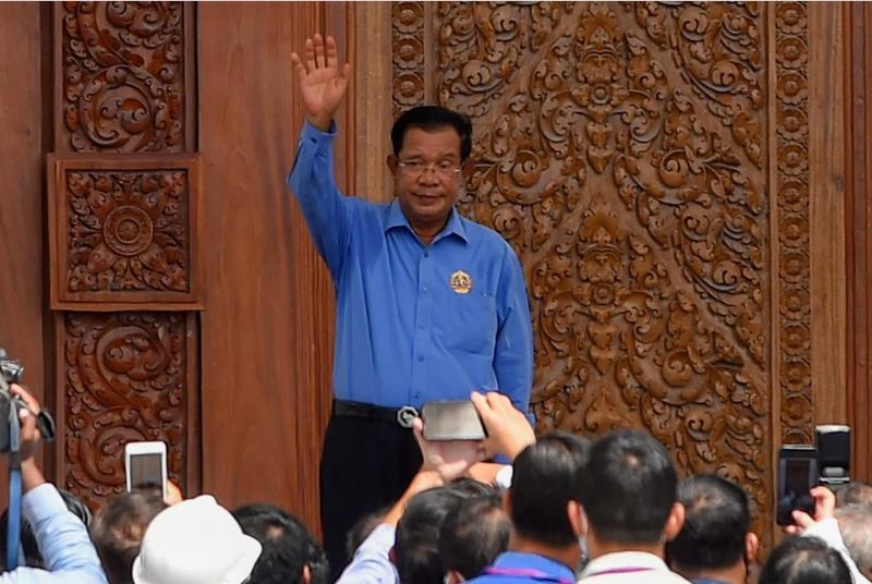 Ông Hun Sen nói phe đối lập chờ kiếp sau nếu muốn nắm quyền - ảnh 1