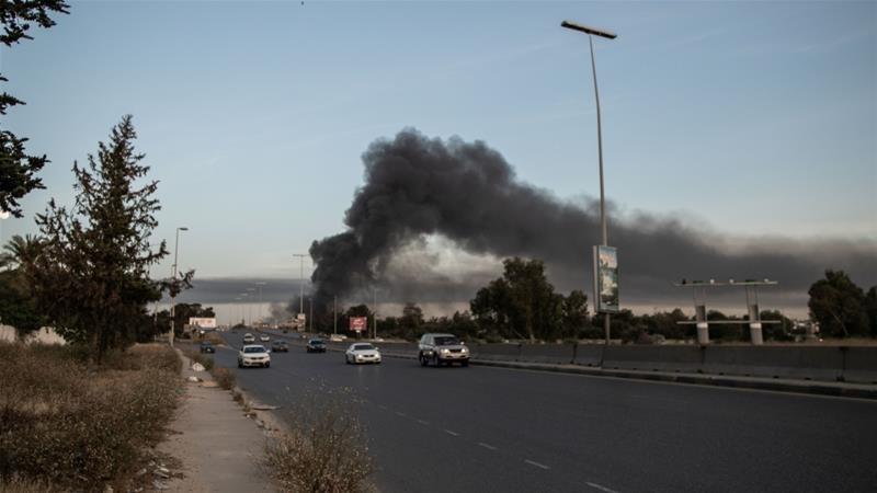 Ai Cập dọa can thiệp quân sự nếu phe Tripoli vượt lằn ranh đỏ - ảnh 3