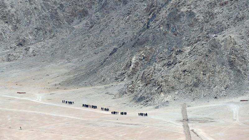 Tiêm kích Ấn Độ quần thảo khu vực biên giới với Trung Quốc - ảnh 2