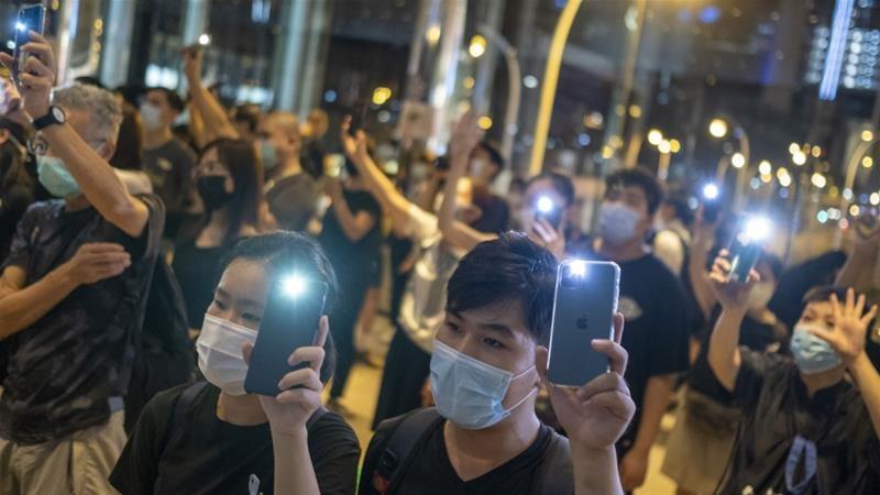 Thượng viện Mỹ thông qua dự luật trừng phạt Trung Quốc  - ảnh 1