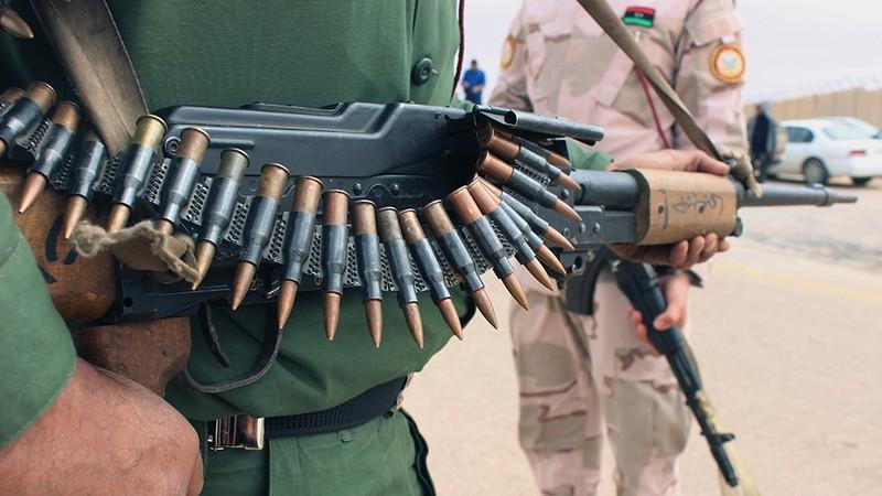 Ông Haftar đưa lính đánh thuê tới nơi nguy hiểm nhất Libya - ảnh 2