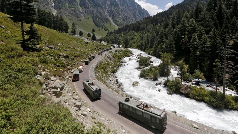 Ấn-Trung ra động thái mới ở khu vực biên giới tranh chấp - ảnh 1