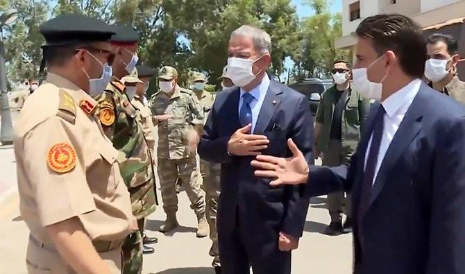 Chính phủ Libya thề đáp trả vụ căn cứ bị máy bay lạ tấn công  - ảnh 2