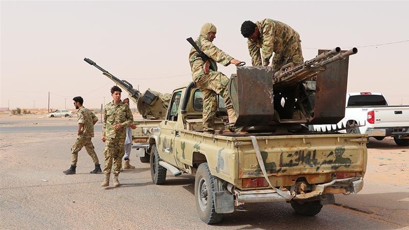 LHQ: Nước ngoài can thiệp vào Libya ở mức độ chưa từng có - ảnh 2