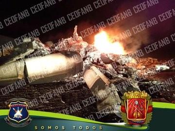 Venezuela bắn rơi máy bay mang số hiệu Mỹ  - ảnh 1