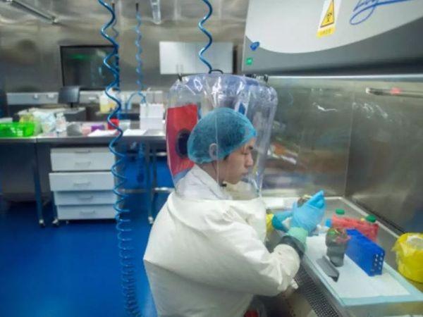 Trung Quốc tiết lộ hình ảnh bên trong phòng thí nghiệm Vũ Hán - ảnh 1