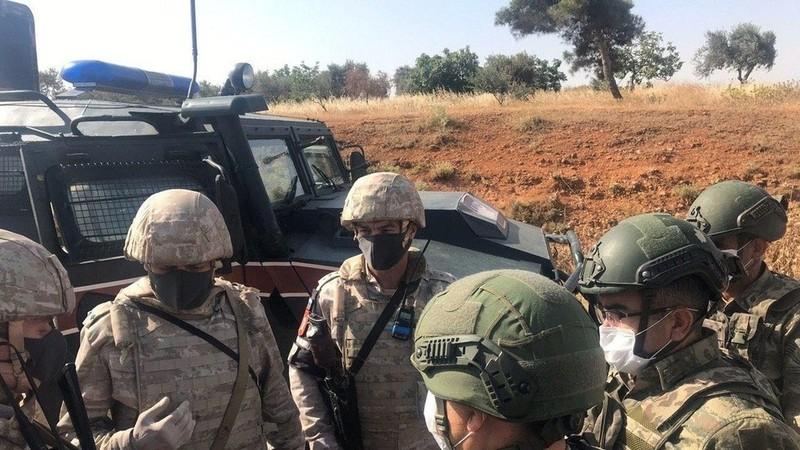Nhiều binh sĩ Nga-Thổ Nhĩ Kỳ trúng bom khi tuần tra ở Syria - ảnh 1