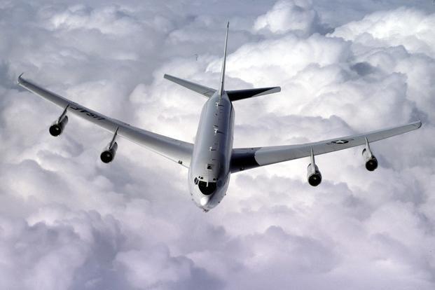 Trinh sát cơ Mỹ xuất hiện gần bờ biển Trung Quốc - ảnh 1