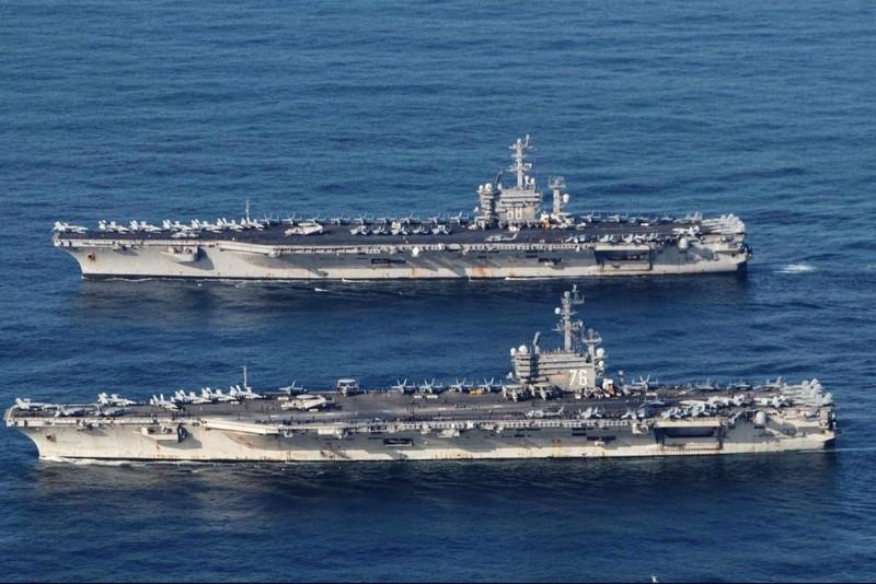 Trinh sát cơ Mỹ xuất hiện gần bờ biển Trung Quốc - ảnh 2