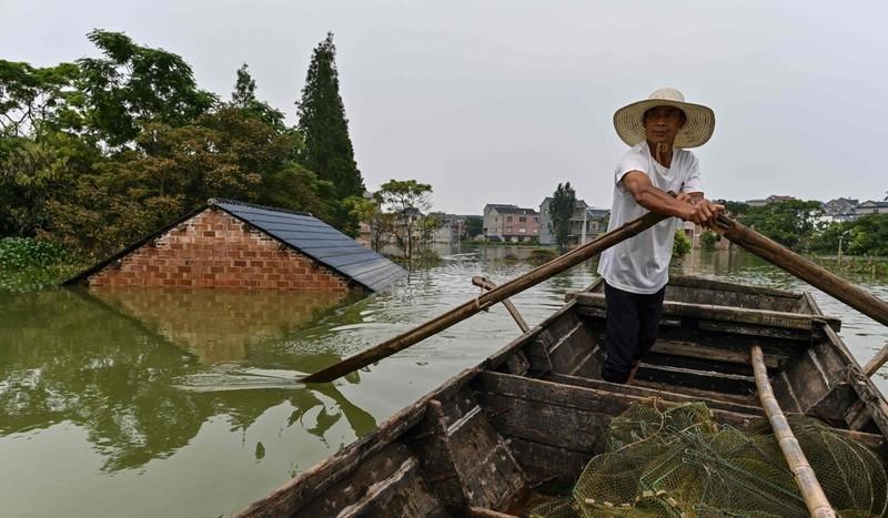 Lý do lũ lụt ở Trung Quốc năm nay nghiêm trọng - ảnh 3