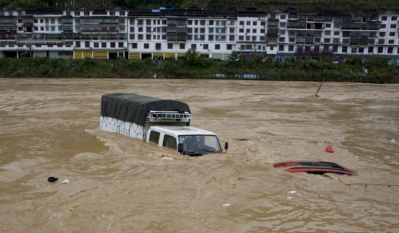 Lý do lũ lụt ở Trung Quốc năm nay nghiêm trọng - ảnh 2
