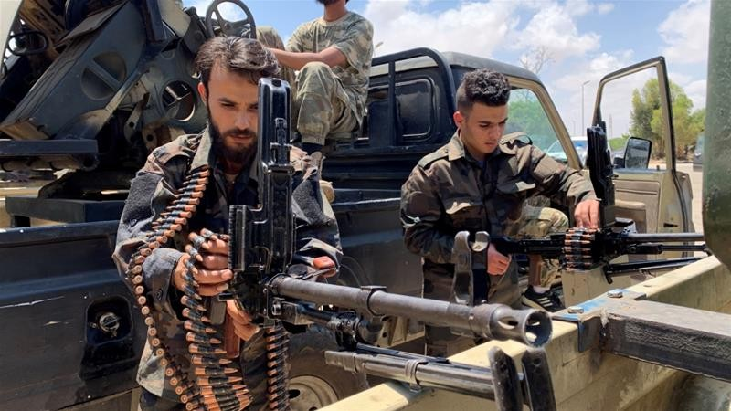 Phe Tripoli áp sát Sirte, phe ông Haftar tăng cường phòng thủ - ảnh 1