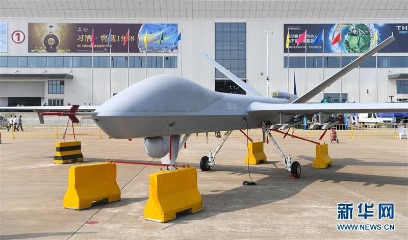 Ấn-Trung dàn trận UAV ở biên giới, bên nào áp đảo? - ảnh 3