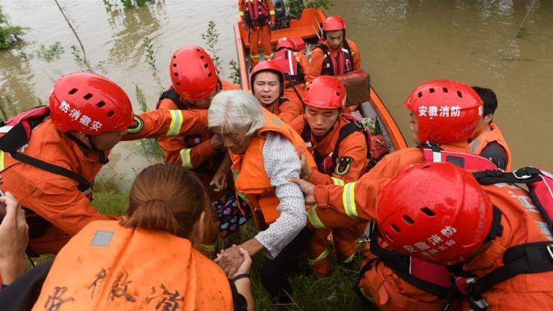 Trung Quốc cảnh báo thêm thảm họa khi mưa lớn tiếp tục - ảnh 2
