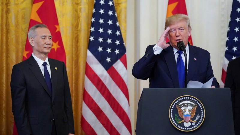 Ông Trump: Mỹ có thể đóng cửa thêm lãnh sự quán Trung Quốc - ảnh 1